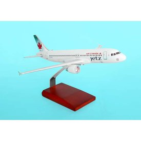 A320 Air Canada Jetz 2004 livery 1:100 with stand (no gear)