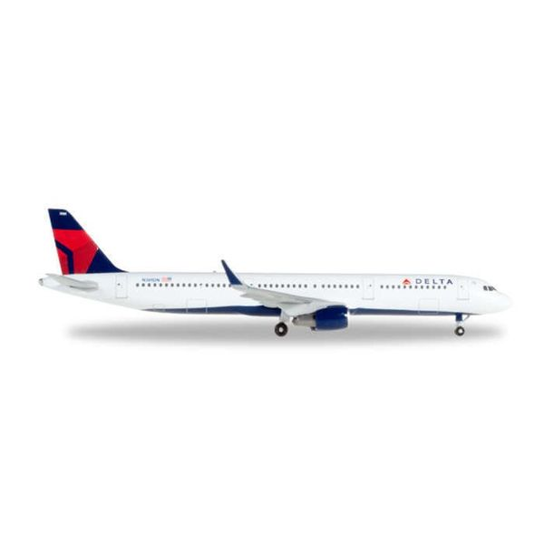 Herpa A321 Delta 2007 livery 1:500