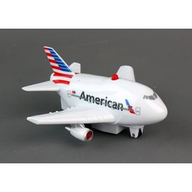 Daron WWT American Airlines Pullback W/Light & Sound New Livery