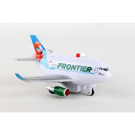 Daron WWT Pullback Frontier New c/s Flo Flamingo w/lights/sounds