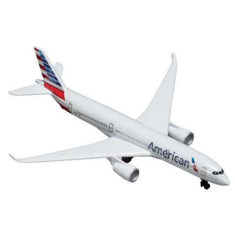 American Airlines A350 2013 Livery Single Plane