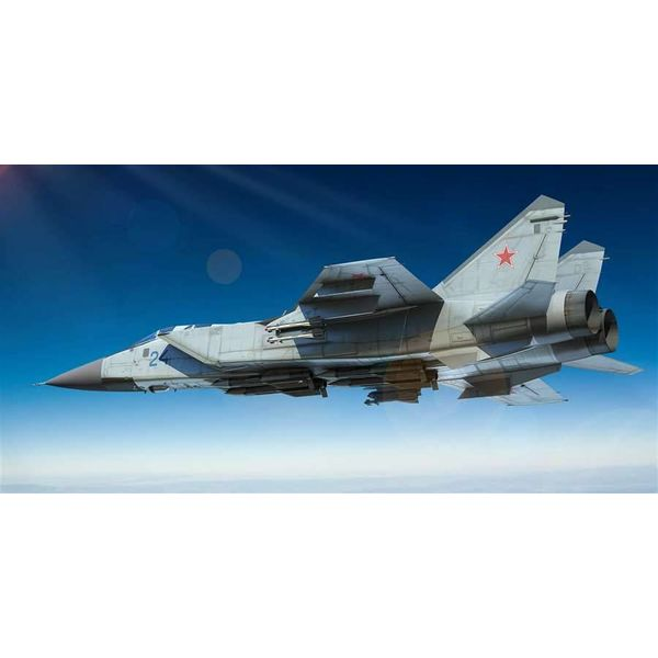 Trumpeter Model Kits TRUMP MIG31 FOXHOUND 1:72