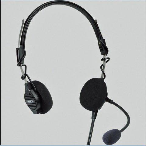 Airman 750 Headset (Airbus 5 pin Jacks)