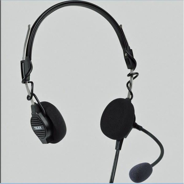 Telex Airman 750 Headset (Airbus 5 pin Jacks)