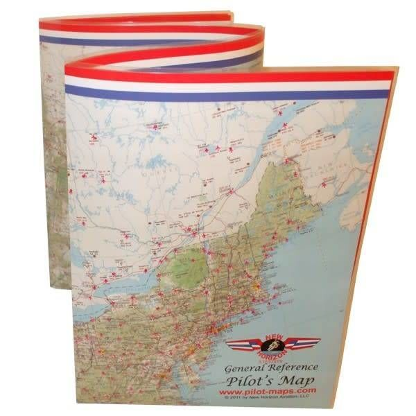 Laminated Flight Case Map Usa