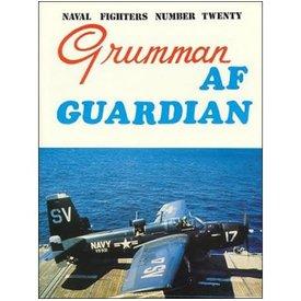 Naval Fighters Grumman Af Guardian:Nf#20 Sc+Nsi+ Reduced+