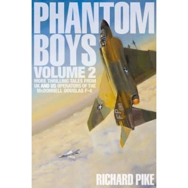 Phantom Boys:Volume 2:More Thrilling Tales From UK and US HC