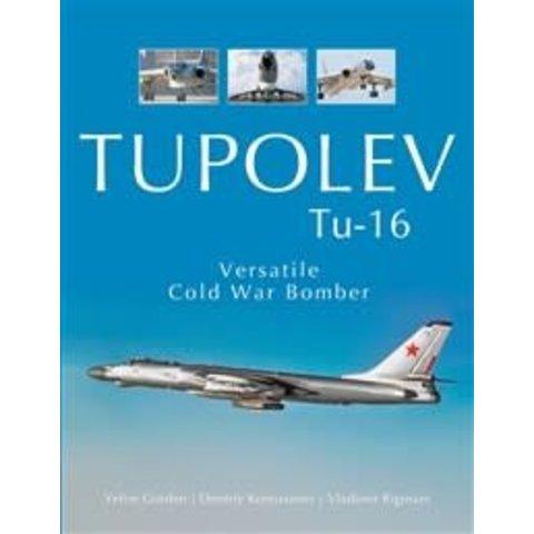 Tupolev Tu16:Versatile Cold War Bomber Hc