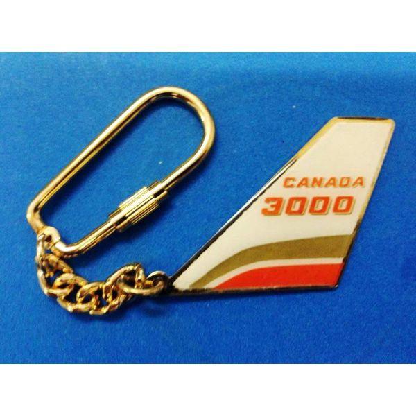 Canada 3000 Key Chain Canada 3000 Tail