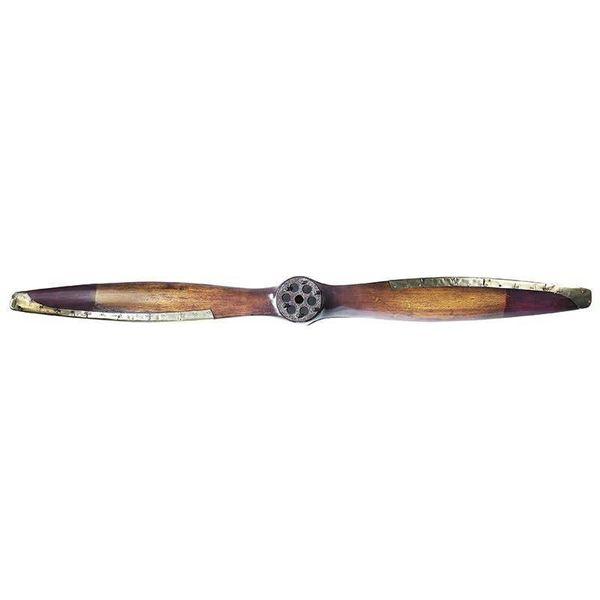 "Authentic Models Vintage Flight Propeller 73.2"""
