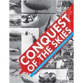Schiffer Publishing Conquest of the Skies: Seeking Range, Endurance, and the Intercontinental Bomber hardcover