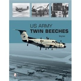Schiffer Publishing US Army Twin Beeches hardcover