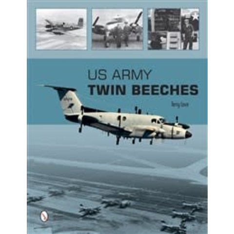 US Army Twin Beeches hardcover