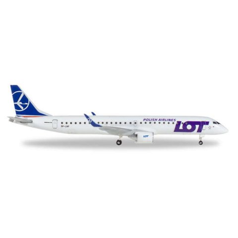 ERJ195 LOT Polish SP-LNF 1:500