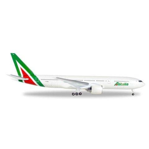 Herpa 777-200 Alitalia 1:500