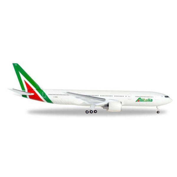 Herpa B777-200 Alitalia 1:500