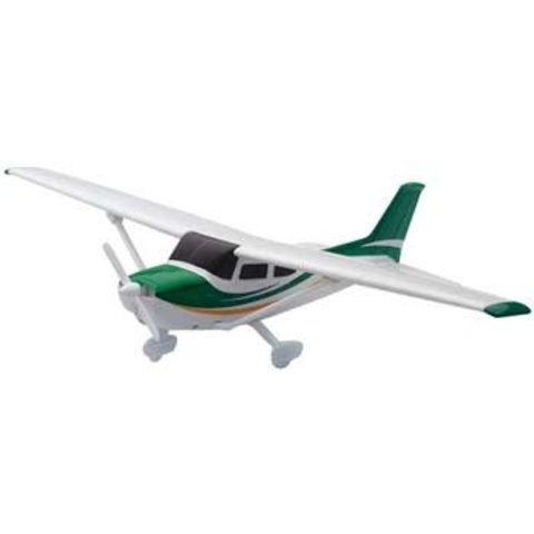Cessna 172 Skyhawk on Wheels 1:42 Plastic Model Kit Sky Pilot