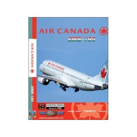 DVD Air Canada ERJ190