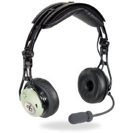 David Clark Pro Passive Headset w/Boom Mike