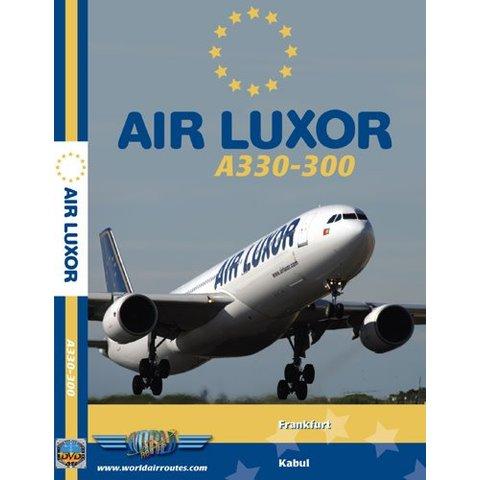 DVD Air Luxor A330-300  **o/p**