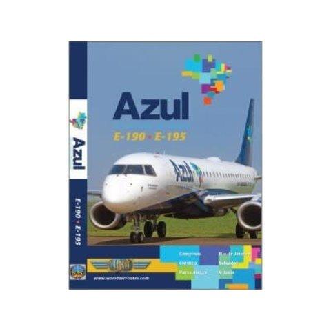 DVD Azul ERJ190 ERJ195**o/p**