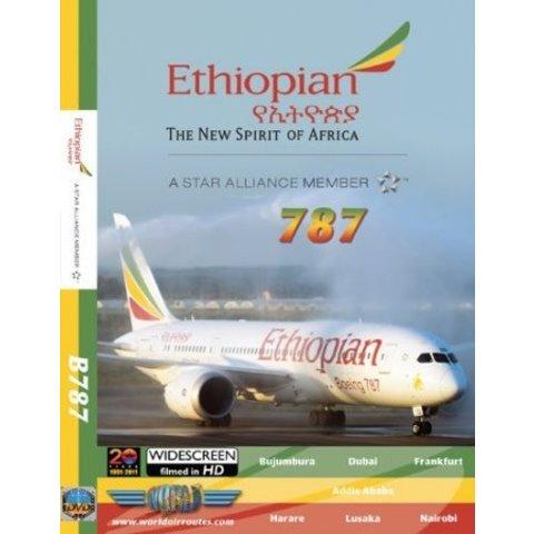 DVD Ethiopian Airlines B787-8 Dreamliner **o/p**