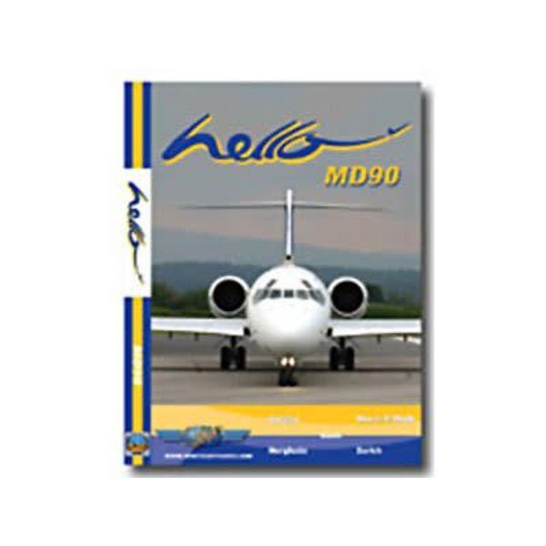 justplanes DVD Hello MD90**O/P**