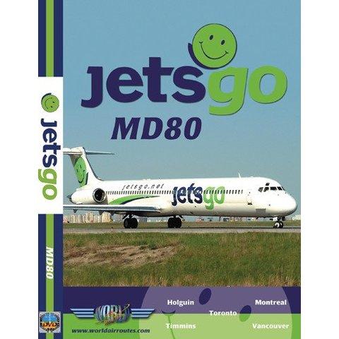 DVD Jetsgo Canada MD80**O/P**