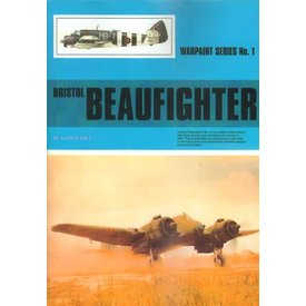 Warpaint Bristol Beaufighter: Warpaint #1 softcover (+NSI+REPRINT)
