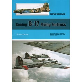 Warpaint Boeing B17 Flying Fortress:Warpaint#90 Sc