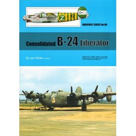 Warpaint Consolidated B24 Liberator:Warpaint#96 Sc