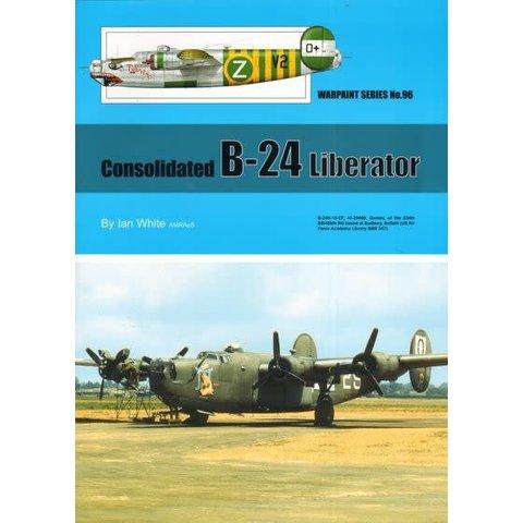 Consolidated B24 Liberator:Warpaint#96 Sc