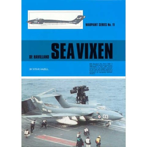 DEHAVILLAND SEA VIXEN:WARPAINT #11 SC