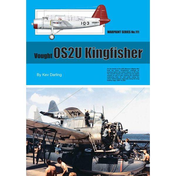 Warpaint Vought OS2U Kingfisher: Warpaint #111 softcover
