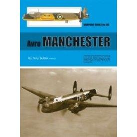 Warpaint Avro Manchester: Warpaint #103 softcover