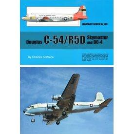 Warpaint Douglas C54 R5D Skymaster & DC4: Warpaint #109 softcover