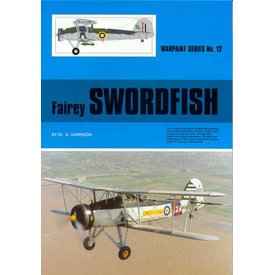 Warpaint Fairey Swordfish: Warpaint #12 softcover (reprint)