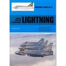 Warpaint BAC Lightning: Warpaint# #14 SC (Reprint) +NSI+