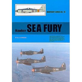 Warpaint Hawker Sea Fury: Warpaint # 16 softcover