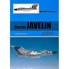 Warpaint Gloster Javelin: Warpaint #17 SC Reprint +NSI+