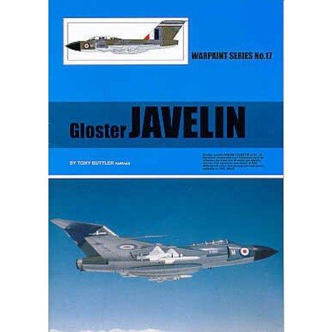 GLOSTER JAVELIN:WARPAINT #17 SC