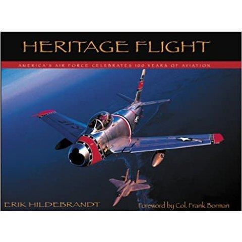 Heritage Flight: America's Air Force Hc+Nsi+
