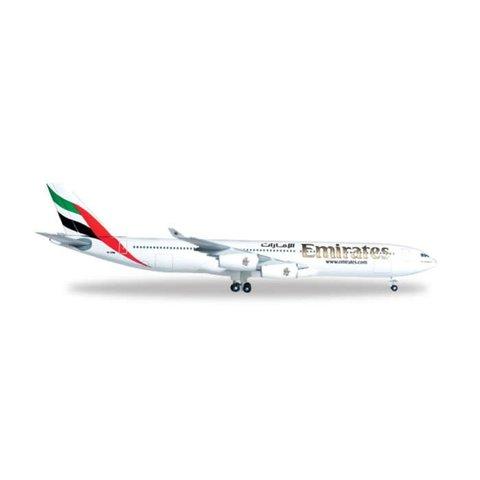A340-300 Emirates 1:500+NSI+