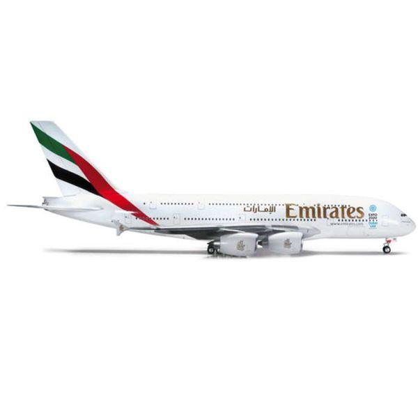 Herpa A380-800 EMIRATES A6-EEE 1:200*NSI*