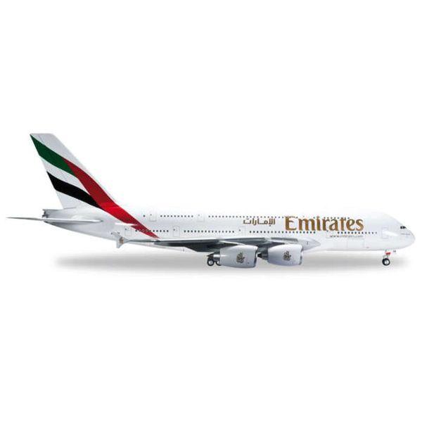 Herpa A380-800 EMIRATES 1:200*NSI*