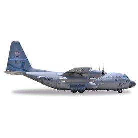 Herpa C130H USAF Nevada ANG High Rollers 1:500+nsI+
