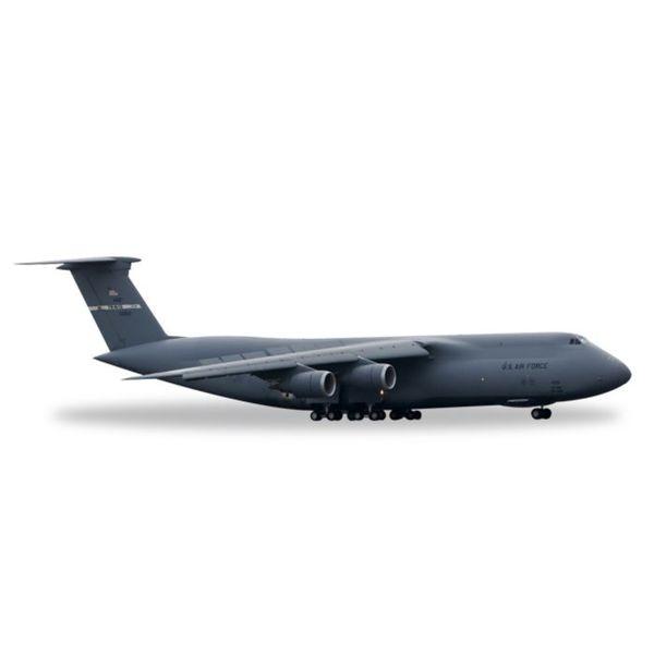 Herpa C5M Galaxy USAF 22AS 60AMW Travis AFB  1:500+NSI+