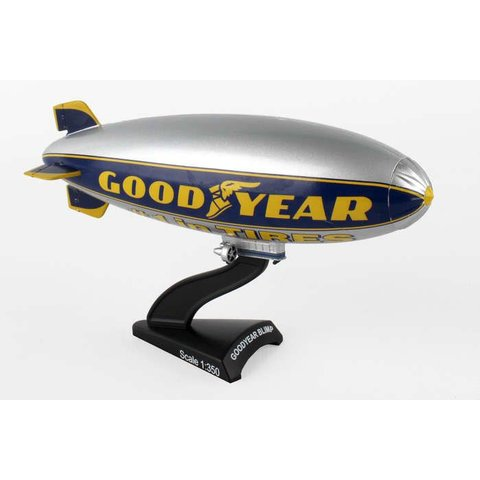 Goodyear Blimp 1:350 with stand