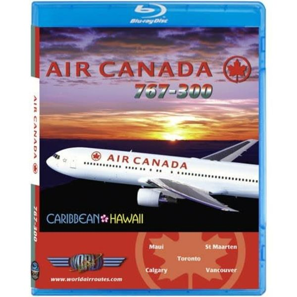 justplanes JUSTP BLU AIR CANADA B767-300 CARIBBEAN HAWAII**O/P**?