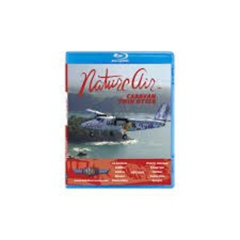 BluRay Nature Air DHC6 Twin Otter C208 Caravan